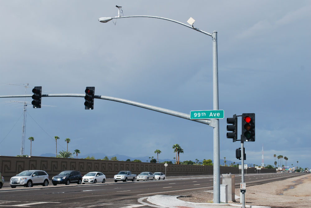 ADOT Centralized Control System