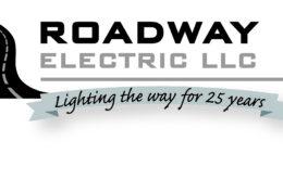 25th Anniversary Roadway