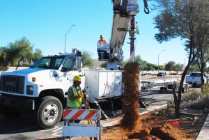 City of Phoenix Streetlight Maintenance JOC