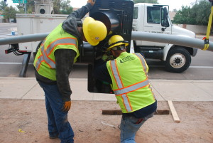 Mesa Traffic Signal Maintenance
