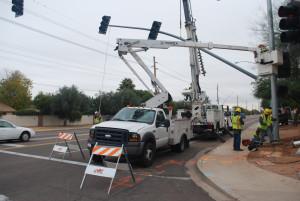 Mesa Traffic Signal Maintenance