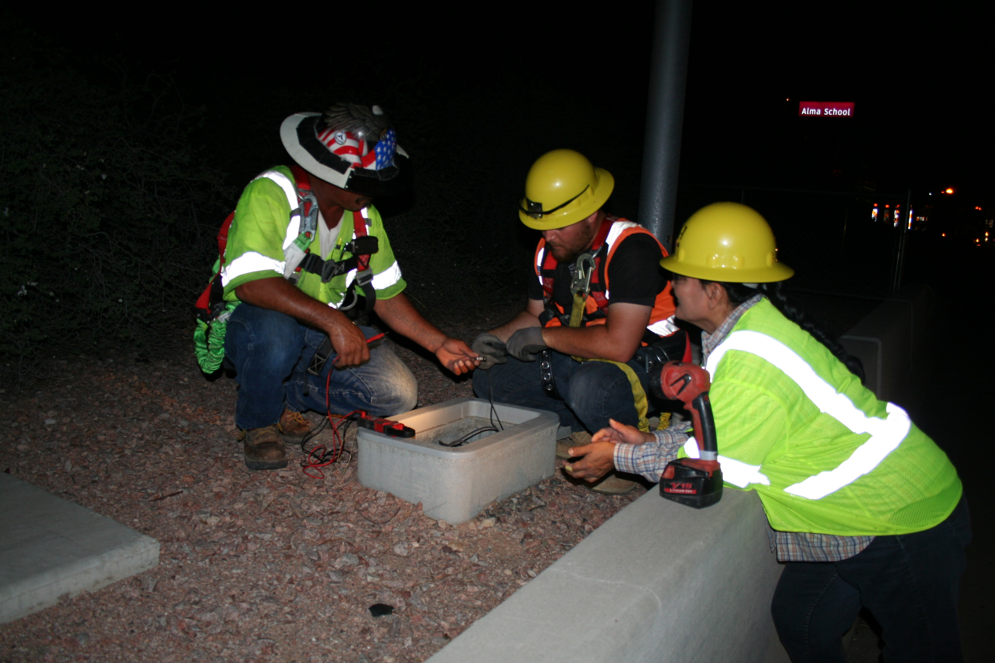 ADOT Lighting Maintenance